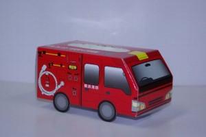 クラフトカー消防車
